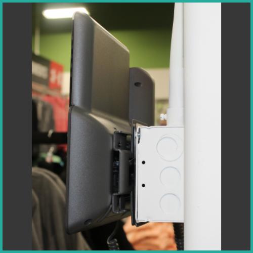 8800 Series Phone Bracket | SLICSHOP - 8800PHONEBRACKET